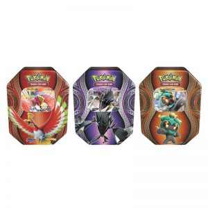 POKEMON TCG - Mysterious Powers Tin Perth