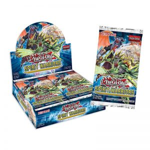 YuGiOh TCG - Spirit Warriors - Booster Box Perth