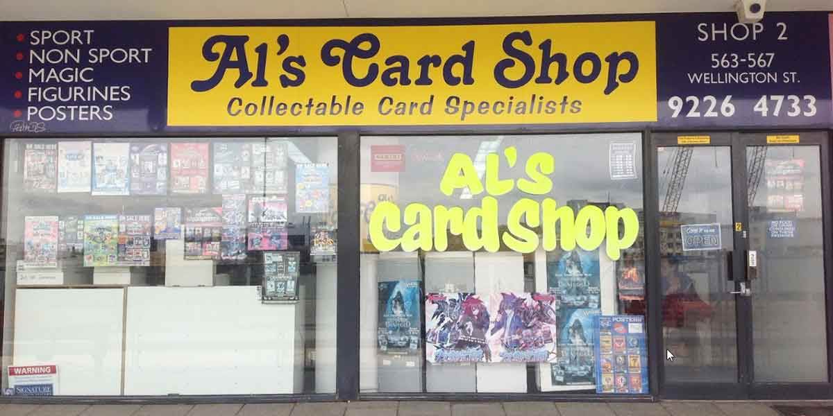Als Card Shop Perth